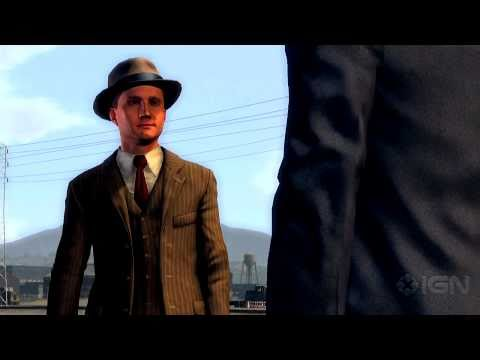 LA Noire: Side Quests Exclusive