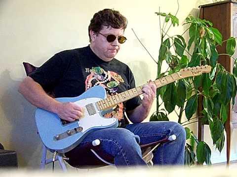 Knight Guitars - Instructional - Chicken Pickin' 8