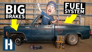 Zac's 669hp Chevy C10 Gets Big Brakes for Big Power