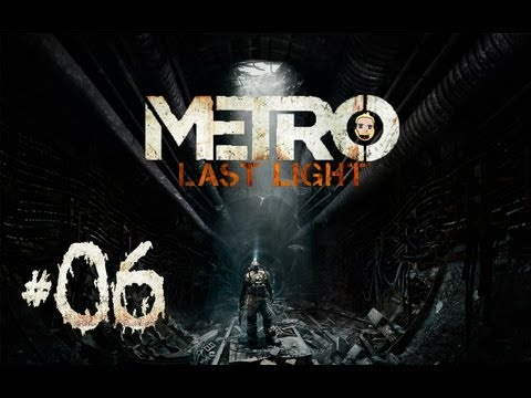 [HD+] Lets Play METRO LAST LIGHT - Folge 6 [Deutsch/German] Gameplay - Herzinfarkt vorprogrammiert!