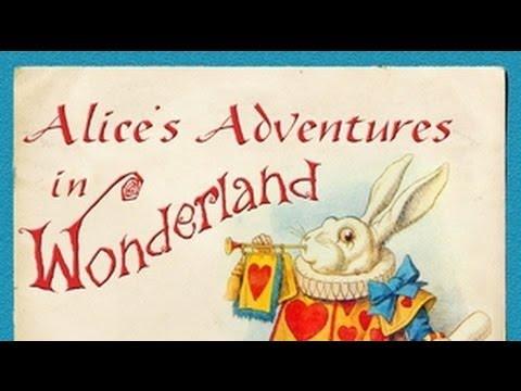Alice's Adventures In Wonderland -  Full Audiobook | By Lewis Carroll - Adventure & Fantasy V2 video