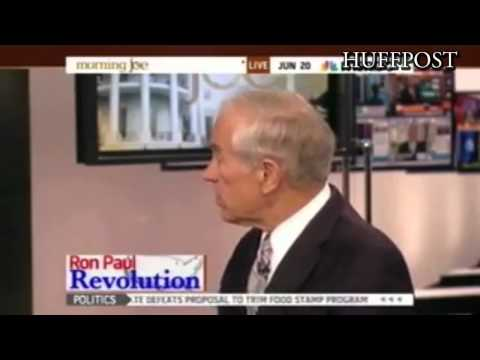 HuffPost's Sam Stein Challenges Ron Paul On Social Security