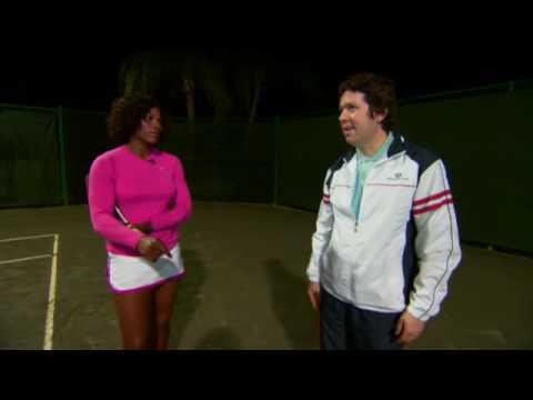 テニス Night in America -- セレナ(セリーナ) and ビーナス(ヴィーナス) ウィリアムズ