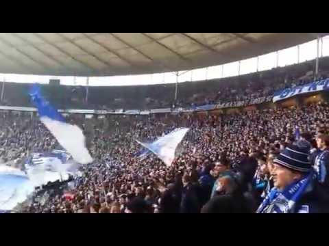 Hertha BSC vs Schalke 04 2:2 Wir feiern hier, wir feiern dort.....