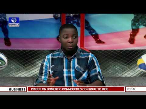Sports Tonight: Nigeria Beat Luxembourg 3-1 In International Friendly