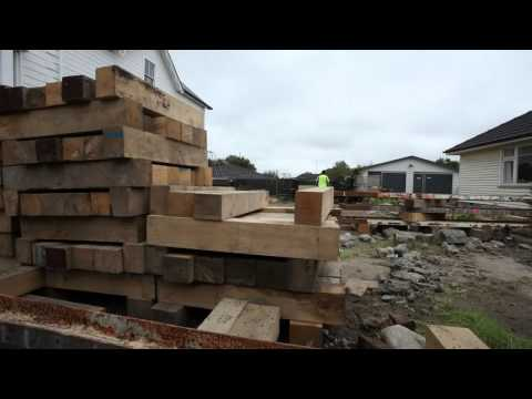 TOWER claims: moving a house onto new foundations - 08/13/2014