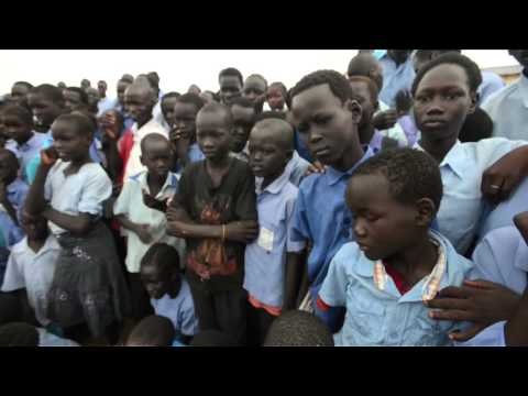 Ensuring children's access to education in Unity State, South Sudan