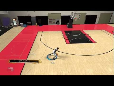 NBA 2k13   HOW TO DO A FLOATER (PS3/XBOX)