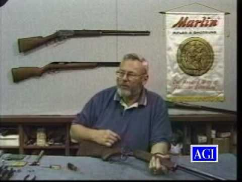 AGI 133 Marlin 39 & 39A Rifle Armorer's Course