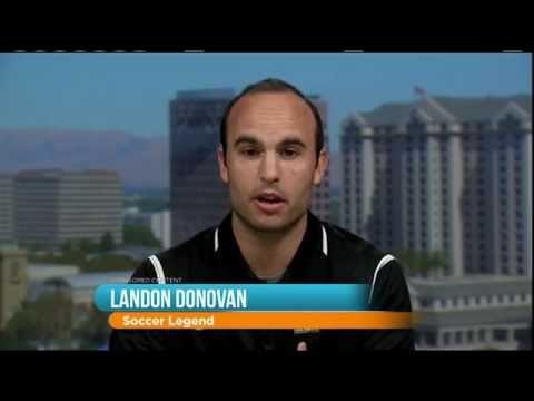 Landon Donovan On Copa