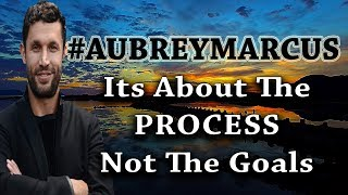 Aubrey Marcus: Its About The PROCESS Not The Goals