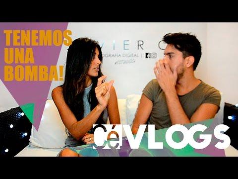 Tenemos una Bomba! Javier Cé (ft Valentina Barrios) | Cé.Vlogs