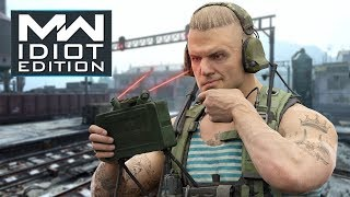 When Idiots Play Modern Warfare (COD Funny Moments)