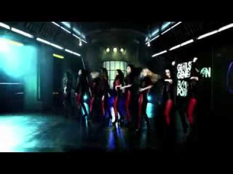 소녀시대 girl's Generation - Flower Power ☆彡  ★彡  ☆彡  ★彡 video