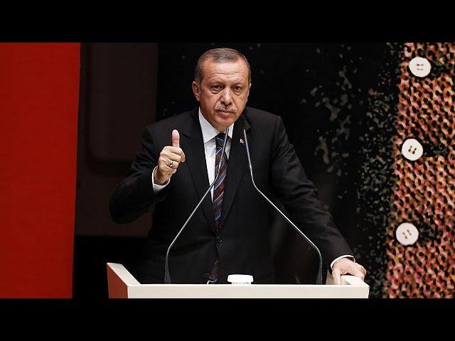 Ερντογάν: Πλειοψηφία στις εκλογές του 2015 για να αλλάξει το Σύνταγμα
