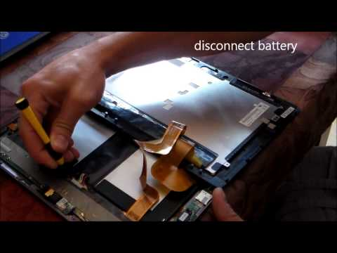 How To- Asus transformer Prime Wifi antenna Fix