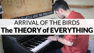 The Theory Of Everything Arrival Of The Birds The Cinematic Orchestra Piano Strings