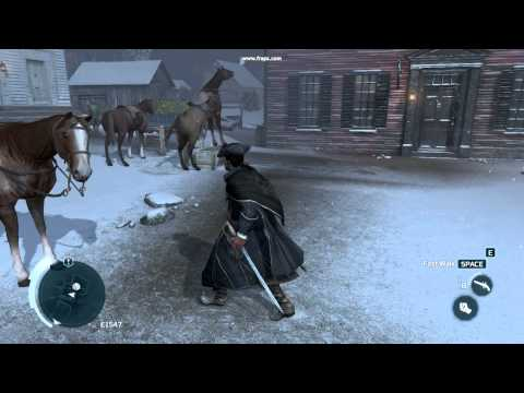 Assassins Creed 3 Horse Fucking video