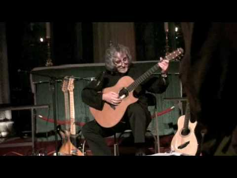 Gordon Giltrap at Rosslyn Chapel Part 5