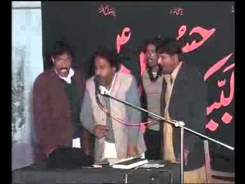 Zakir Manzoor Hussain Shah Of Kot Adou Majlis 28 Feb 2014 At Murad Shah Jhang 1 video