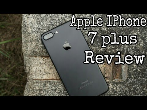 Apple IPhone 7plus review #by technical Shiv