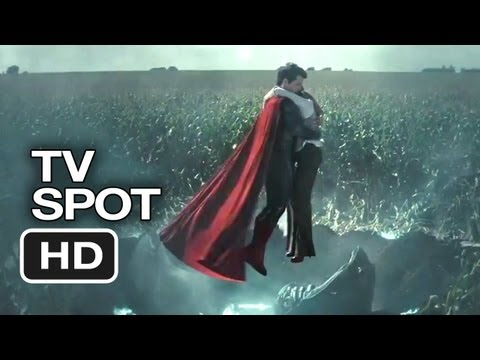 Man of Steel TV SPOT #13 (2013) - Henry Cavill Superman Movie HD