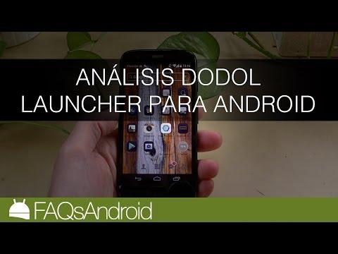 Análisis dodol Launcher para Android   FAQsAndroid.com