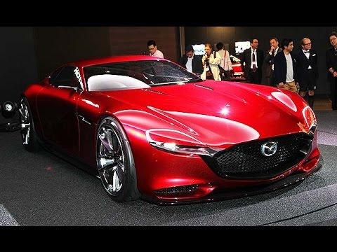 東京モーターショー2015が未来的なカッコイイ車が勢ぞろい