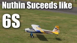 Is this the world's fastest FMS SuperEZ RC plane?