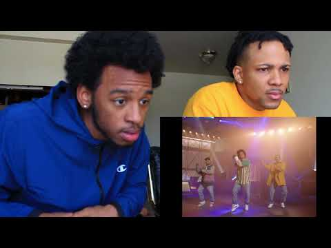 Cover Lagu Bruno Mars - Finesse (Remix) [Feat. Cardi B] [Official Video] - Reaction