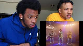 Download Lagu Bruno Mars - Finesse (Remix) [Feat. Cardi B] [Official Video] - Reaction Gratis STAFABAND