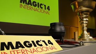 Plataforma Om-Seny / Magic Internacional 2014 (Barcelona)