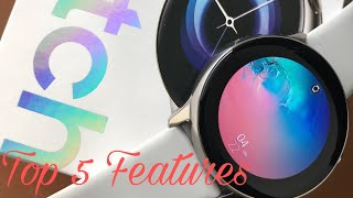 Samsung Galaxy Watch Active -Top 5 Features + A Bonus?!