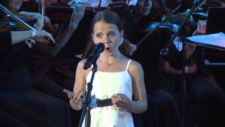 "Amira Willighagen - ""O Mio Babbino Caro"" - Durban, South Africa - 9 August 2014"