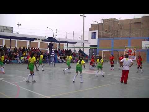VOLEY PERU AMISTAD VS. TABITAS PARTE 5