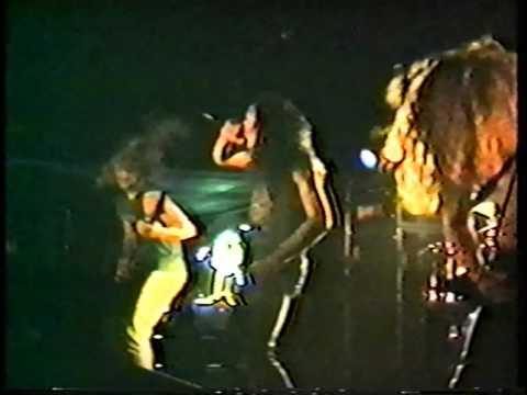 Malevolent Creation - Peppermint Virginia Beach 10 July 1991
