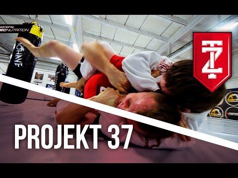 Trening Brazylijskie Jiu Jitsu | Projekt 37 (Dixon37 i M. Karmowski | ...