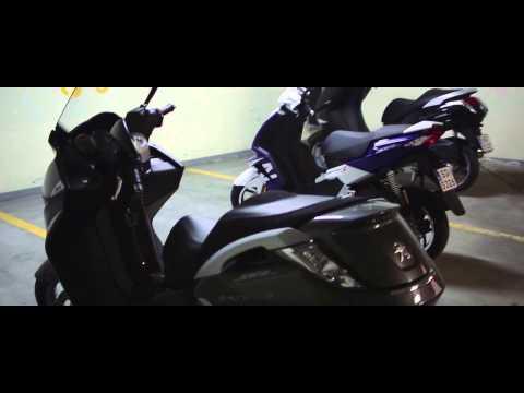 Peugeot Satelis 125, Peugeot SpeedFight 125, Peugeot CityStar 125. Skuterowo.com
