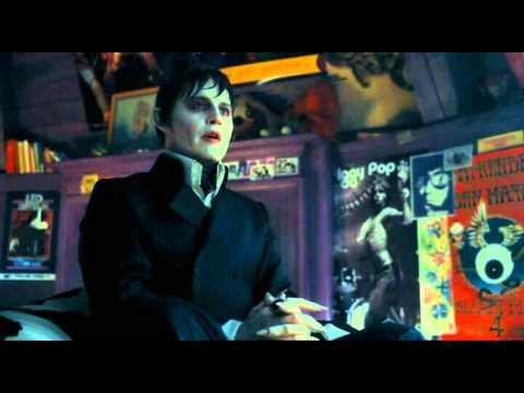 Dark Shadows Feature - Johnny Depp, Michelle Pfeiffer, Tim Burton video