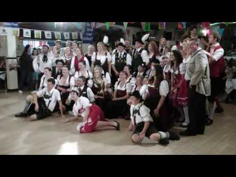 Concordia Club Enzian Schuhplattler Verein,So You Think You Can Tanz,Kitchener-Berlin 2014-10-14 2v2