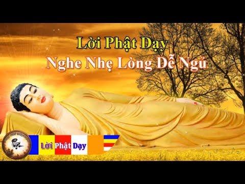 Lời Phật dạy nghe mỗi tối NHẸ LÒNG Dễ Ngủ Tiêu Tan Mọi Khó Khăn Phiền Muội | Phật Pháp Nhiệm Màu thumbnail