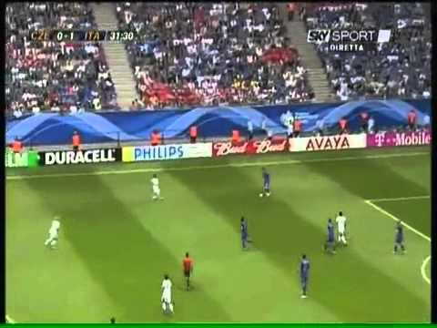 Mondiali 2006-Repubblica Ceca-Italia 0-2
