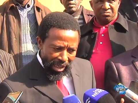 King Buyelekhaya Dalindyebo Calls Zuma A Liar video
