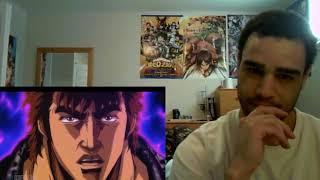 Jotaro Vs Kenshiro (JoJo's Bizarre Adventure vs Fist of the North Star) Death Battle REACTION!!!!!
