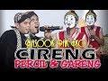 Lagu Percil & Gareng [CIRENG] Pak eko Kasih Nama Masookkk Dheekk