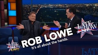 Rob Lowe Needs To Work On His Trump Impression