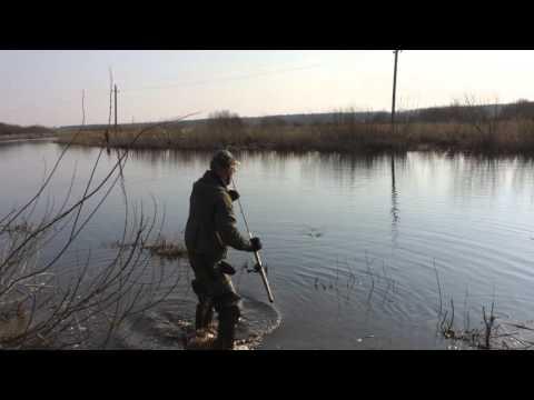 рыбалка на реке одра