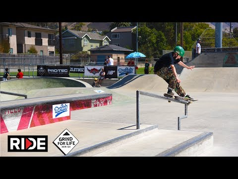 Grind for Life Series at San Luis Obispo, CA Presented by Marinela
