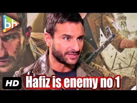 """Hafiz Saeed Is India's Enemy No 1"": Saif Ali Khan"