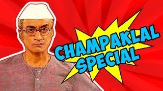 Champaklal Non-Stop Funny Scenes | Taarak Mehta Ka Ooltah Chashmah